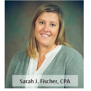 Sarah Fischer CPA | tax reform, TCJA | Dalby Wendland & Co. | CPAs | Business Advisors | Grand Junction CO | Glenwood Springs CO | Montrose CO