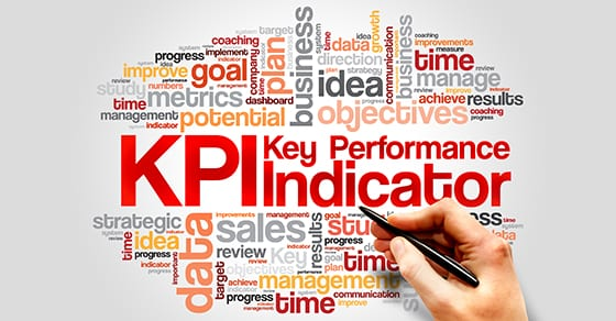 KPI - Key Performance Indicator word cloud, business concept | Do Your Financial Statements Contain Hidden Messages? | Dalby Wendland & Co | CPAs and Business Advisors | Grand Junction, CO | Glenwood Springs, CO | Montrose, CO