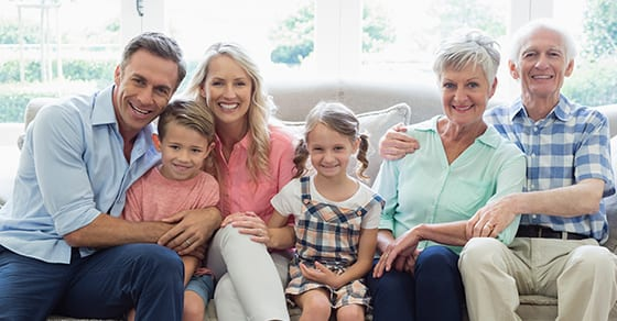 multigenerational family | tax impact of the TCJA on estate planning | Dalby Wendland & Co. | CPAs | Business Advisors | Estate Trust and Gift Tax Planning | Colorado | Grand Junction | Glenwood Springs | Montrose