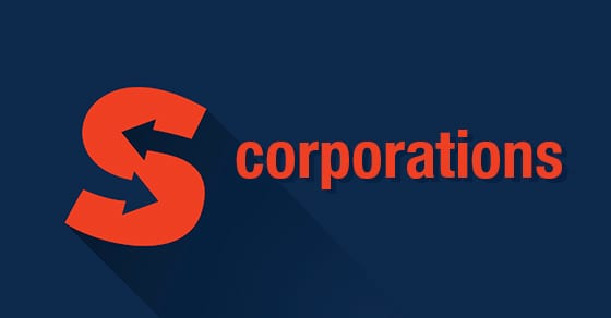 blue image with S Corporations | Assessing the S corporation business structure | Dalby, Wendland & Co., P.C. | CPAs | Business Advisors | Grand Junction CO | Glenwood Springs CO | Montrose CO