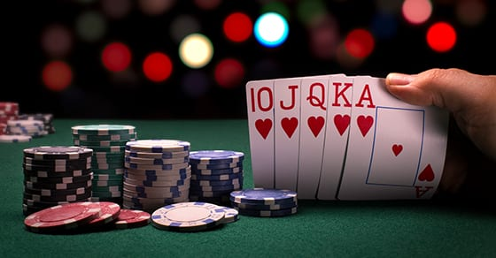 poker cards and chips - gambling and taxes | Taxes and Gambling Wins or Losses | Dalby Wendland & Co. PC | CPAs | Business Advisors | Grand Junction CO | Glenwood Springs CO | Montrose CO