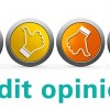 Images of thumbs up and down for audit opinions