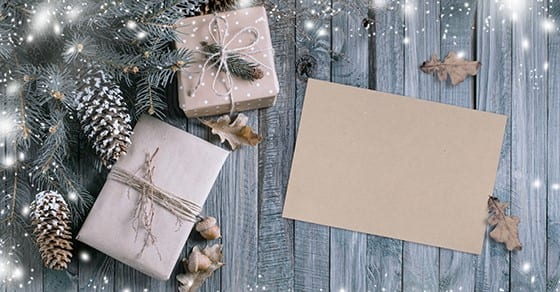wrapped holiday gifts | when holiday gifts and parties are deductible or taxable | Dalby, Wendland & Co., P.C. | CPAs | Business Advisors | Grand Junction CO | Glenwood Springs CO | Montrose CO