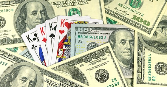 four kings and hundred dollar bills | profits and cash flow | Dalby, Wendland & Co., P.C. | CPAs | Business Advisors | Grand Junction CO | Glenwood Springs CO | Montrose CO
